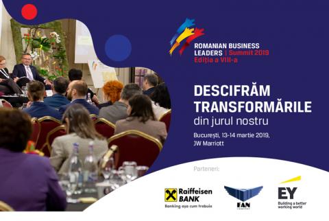 Romanian Business Leaders Summit 2019