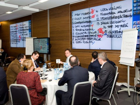 Sase mari provocari pentru Romania – temele Romanian Business Leaders Summit