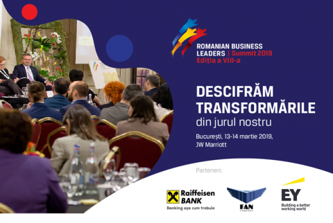 Romanian Business Leaders Summit 2019
